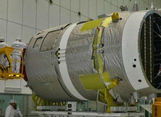Tianzhou-1 cargo spacecraft