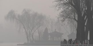 Increasing smog in the air has raised a panic situation in the Northern China