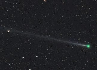 Comet hunters soon to get a chance to see 'Comet 45P' from Earth