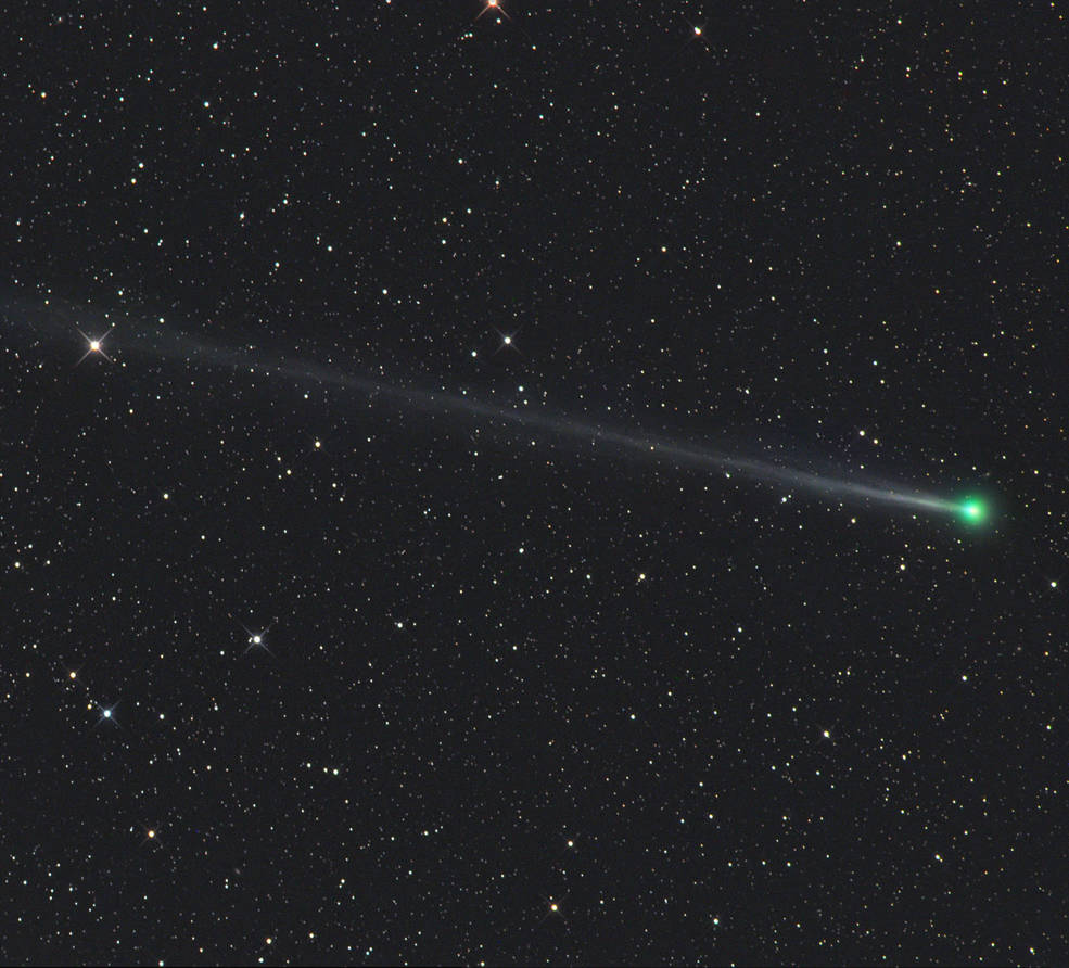 Comet 45P to be spotted in next few days closest to Earth