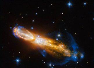 "NASA Hubble beams back stunning image of brilliant Star Death in ""Rotten Egg"" Nebula"