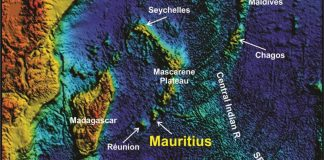 Geologists Discover a 'Lost Continent' Hiding Down Beneath Of Indian Ocean