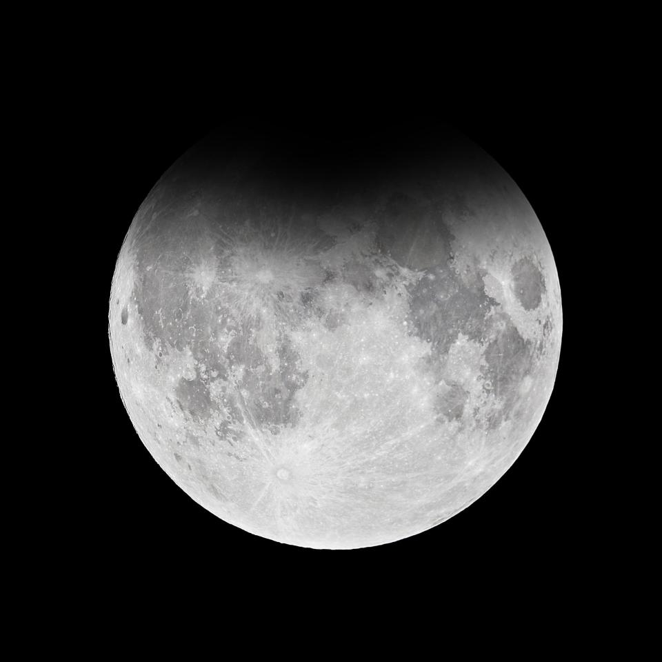 Watch breathtaking images of Lunar Eclipse, Snow Moon, and ...