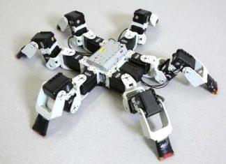 "Swiss Researchers Figure out ""Bipod"" Gait for Making Six-Legged Robots Run Faster"