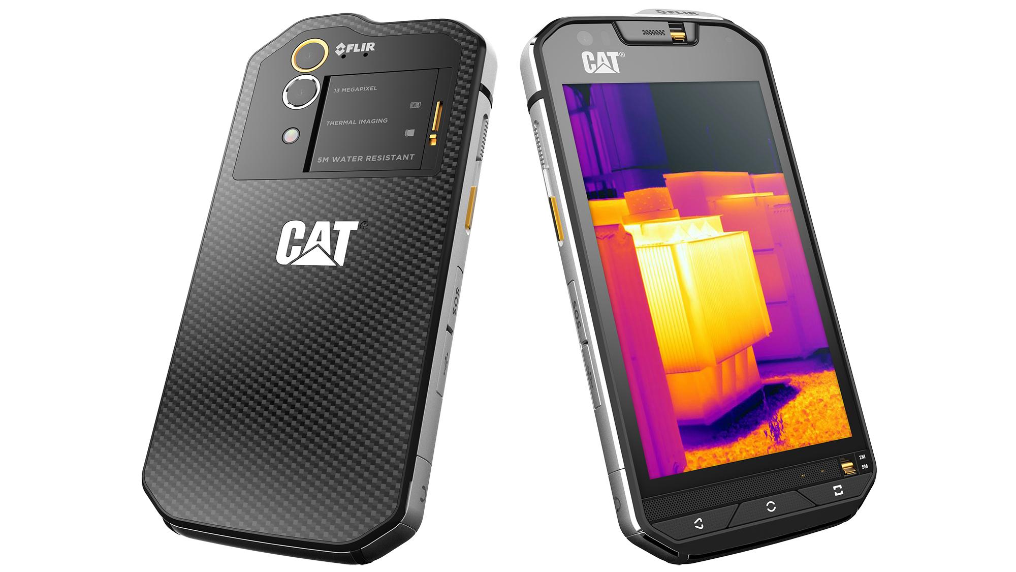 Caterpillar's CAT S60 Smartphone