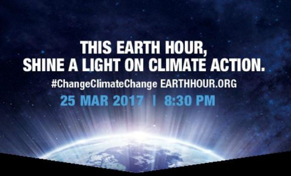 Earth Hour 2017