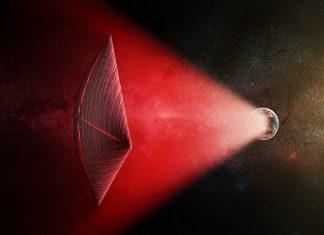 Intergalactic Pulses of Radio Bursts
