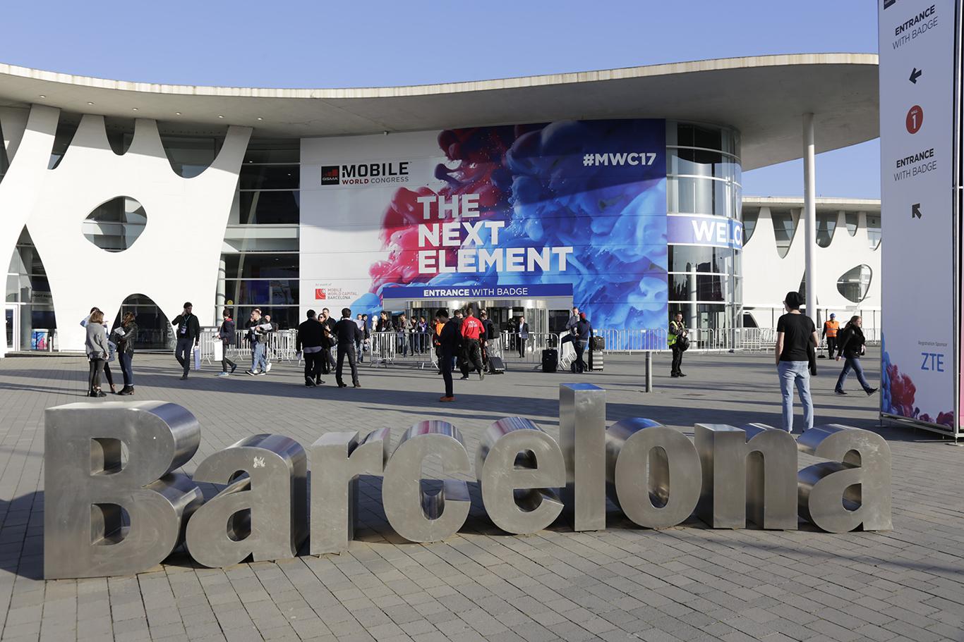 MWC 2017, Barcelona