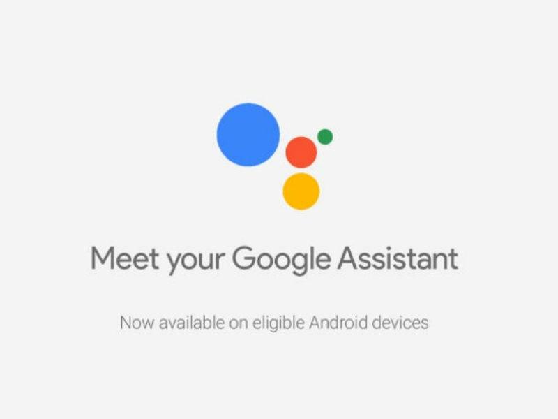 Meet Google Assistant