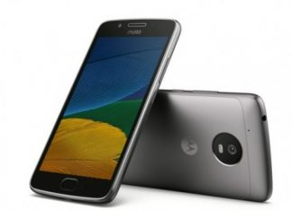 Moto G5 Plus PR Image