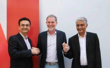 Netflix partners Vodafone, Airtel and Videocon