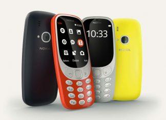 Nokia 3310 PR image