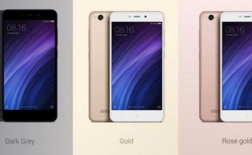 Xiaomi Redmi 4A Cover