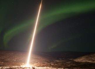 Three NASA Rockets Launched within Hours Explore Auroras over Alaska