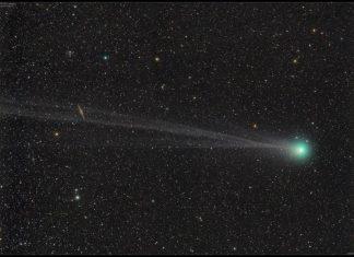 NASA Study Hints at Possible Change in Water 'Fingerprint' of Comet