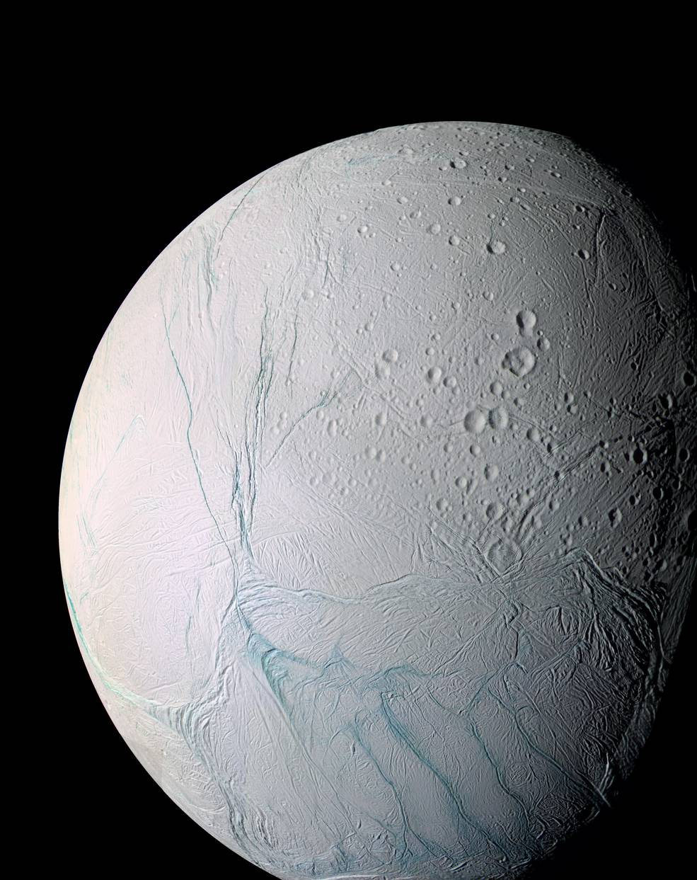 Tiger Stripes on Enceladus reveals Saturn moon to be much warmer and habitable than previously thought