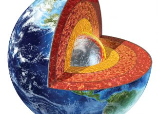 Earth's mantle is 60 degrees Celsius hotter than previously thought