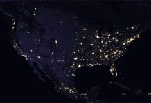 Night Lights: NASA's New Images Show Stunning Night View of Earth's Full Hemisphere