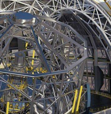 World largetst telescope construction starts