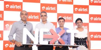Airtel today launched 'Project Next' – its digital innovation program under which it will invest up to Rs 2000 crores over the next 3 years to make customer experience simple, interactive and transparent.
