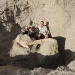 Kid found fossil