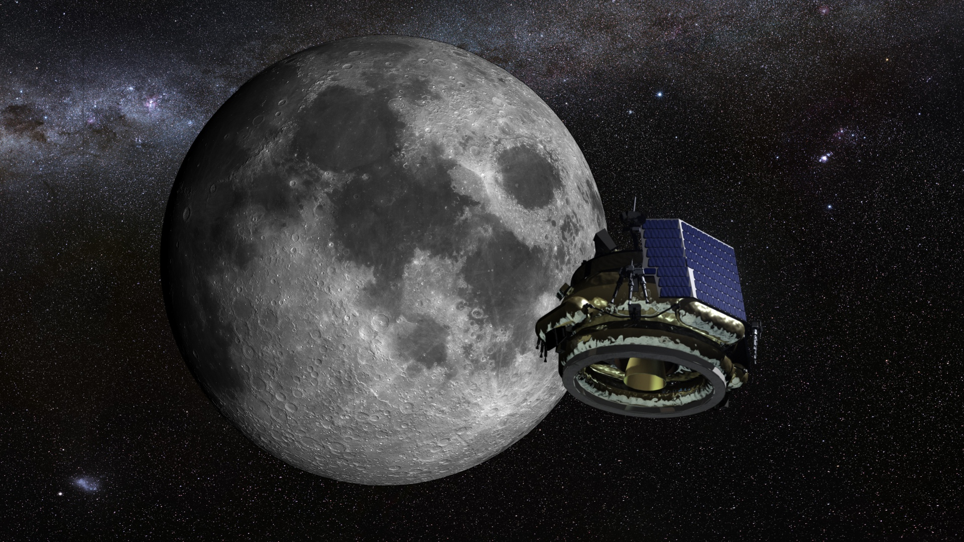 Cape Canaveral Company Unveils Ambitions Moon Missions
