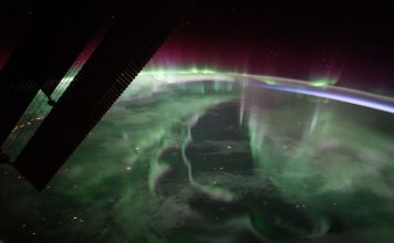 Watch spectacular aurora borealis over Canada captured by astronaut aboard ISS