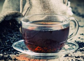 This tea will help you shed some extra kilos