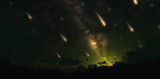 Watch the stunning Meteor Showers in October Treat for the Stargazers