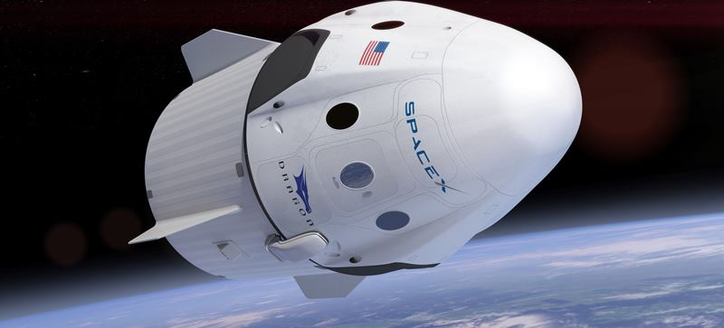 Dragon Spacecraft successfully returned to Earth with NASA's Cargo