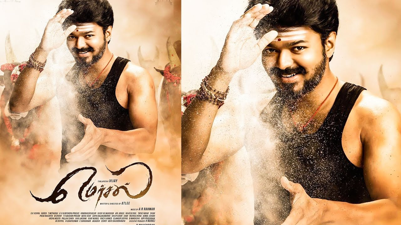 mersal movie box office collection