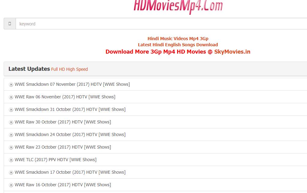 HDMoviesMP4