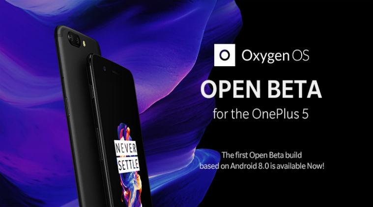 OnePlus 5 Oreo beta