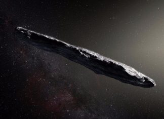 A unique interstellar asteroid spotted in the solar system
