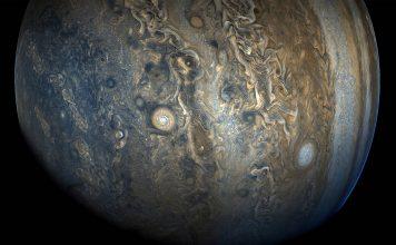 NASA Juno spacecraft beams back stunning image of 'String of Pearls' on Jupiter