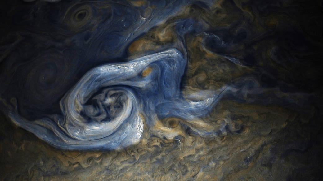 Watch this stunning image of Raging Storm on Jupiter shot by NASA Juno spacecraft