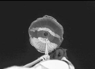 ASPIRE NASA's first Parachute