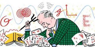 Google Doodle is Celebrating 135th birth anniversary of Nobel Prize winner Max Born