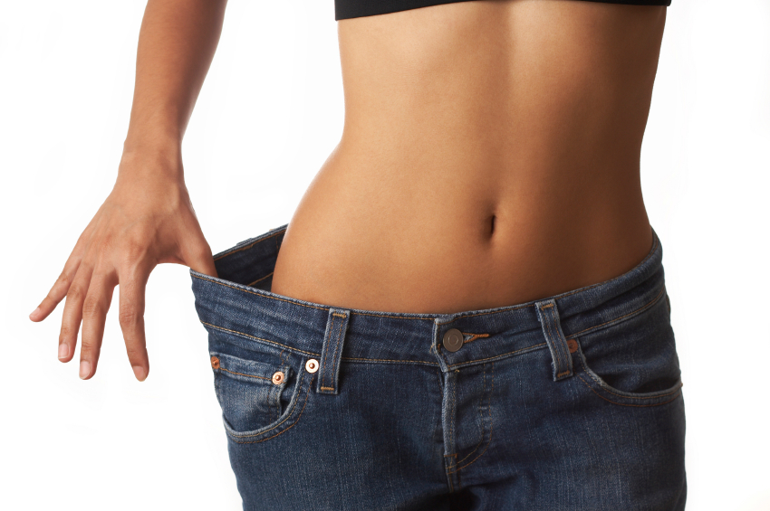 Loose weight without going to gym with balanced diet