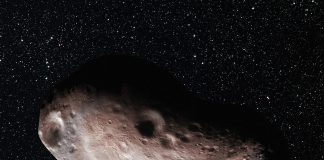 Nasa's New Horizons' next flyby target may have a moon.