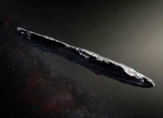 Scientists assume that enigmatic Interstellar Asteroid have signs of Alien Technology