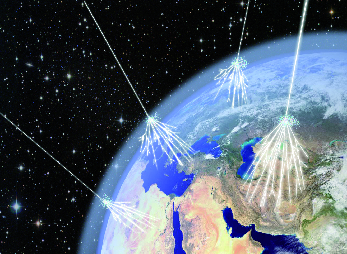 Study reveals the cosmic rays are effecting Earth's climate