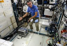 The cell research in space to fight the Osteoporosis