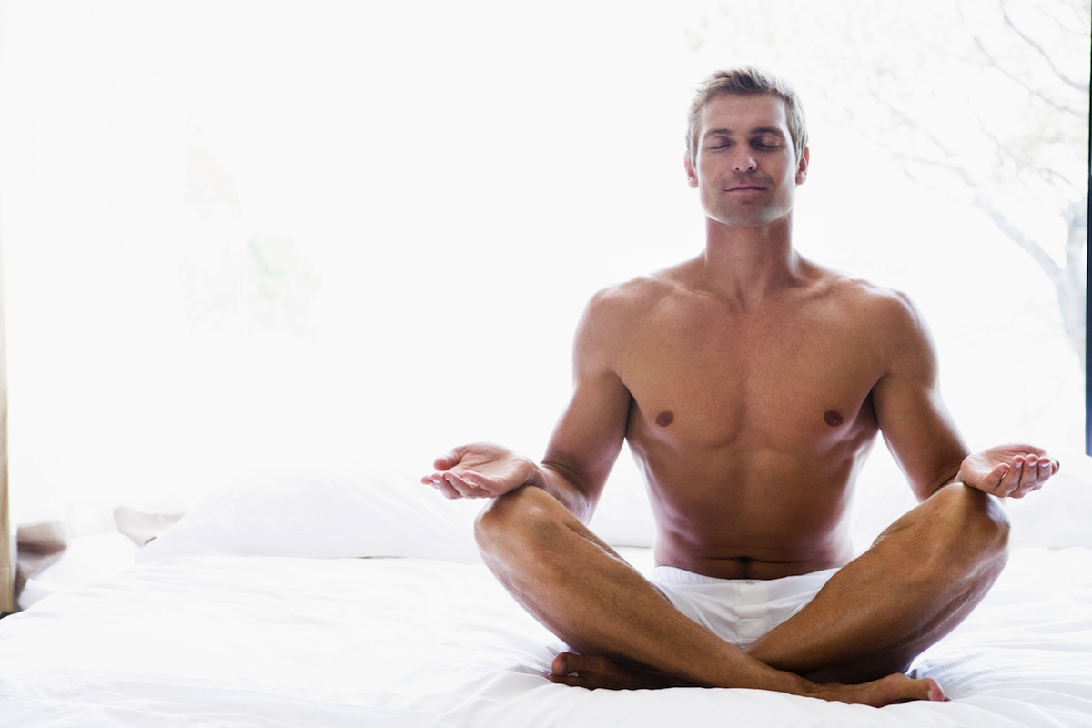 These top five yoga exercises can help you with Erectile Dysfunction