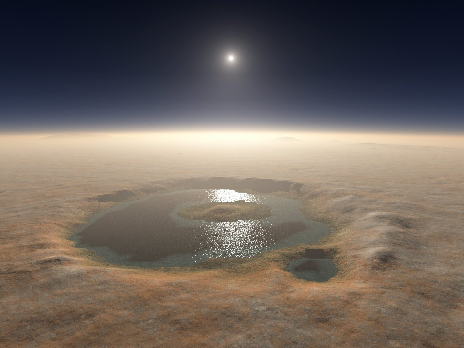 Where did all water on Mars go? Scientists debunk the mystery!