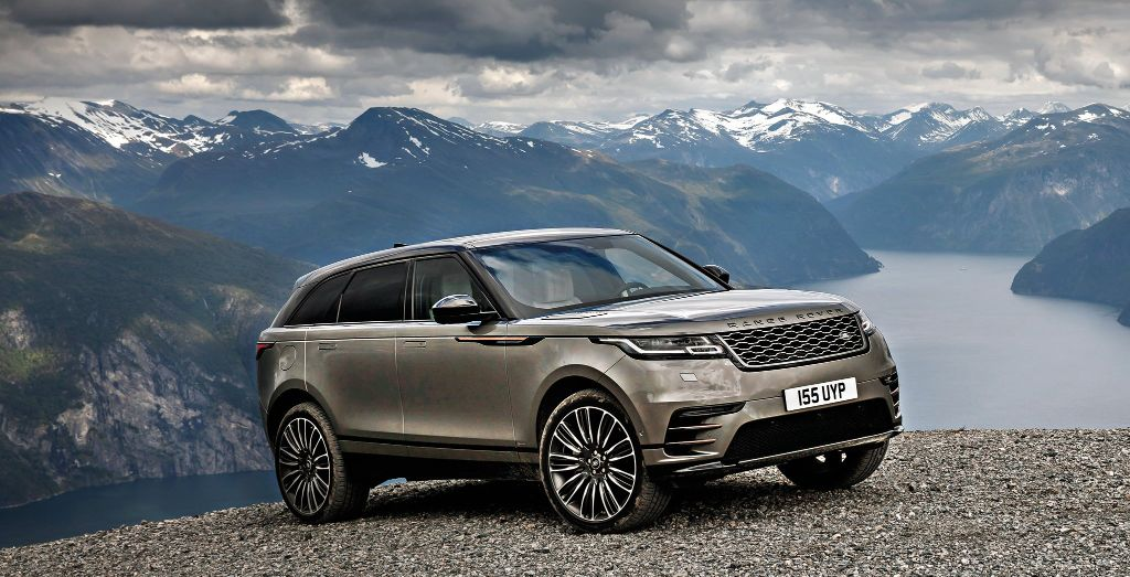Land Rover Unveils The 2018 Range Rover Velar Starting Rs