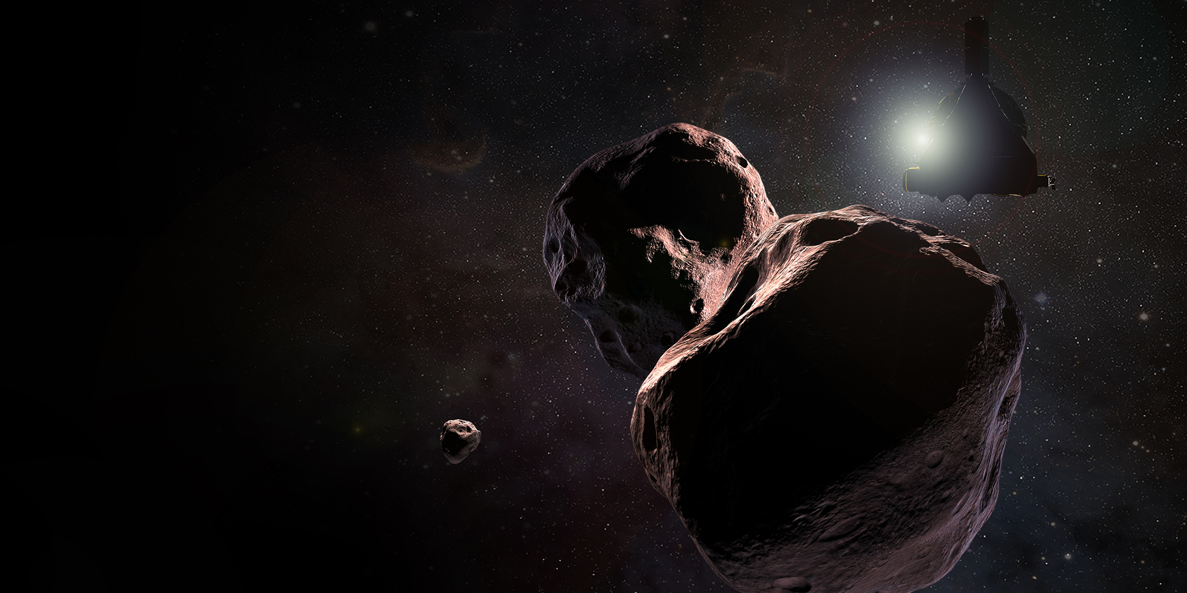NASA plans for next new year: New Horizon