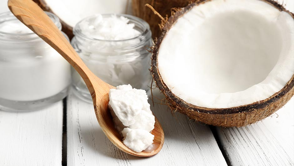 Protect your heart with this natural element coconut oil