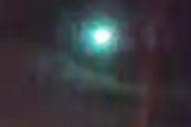 green-meteor
