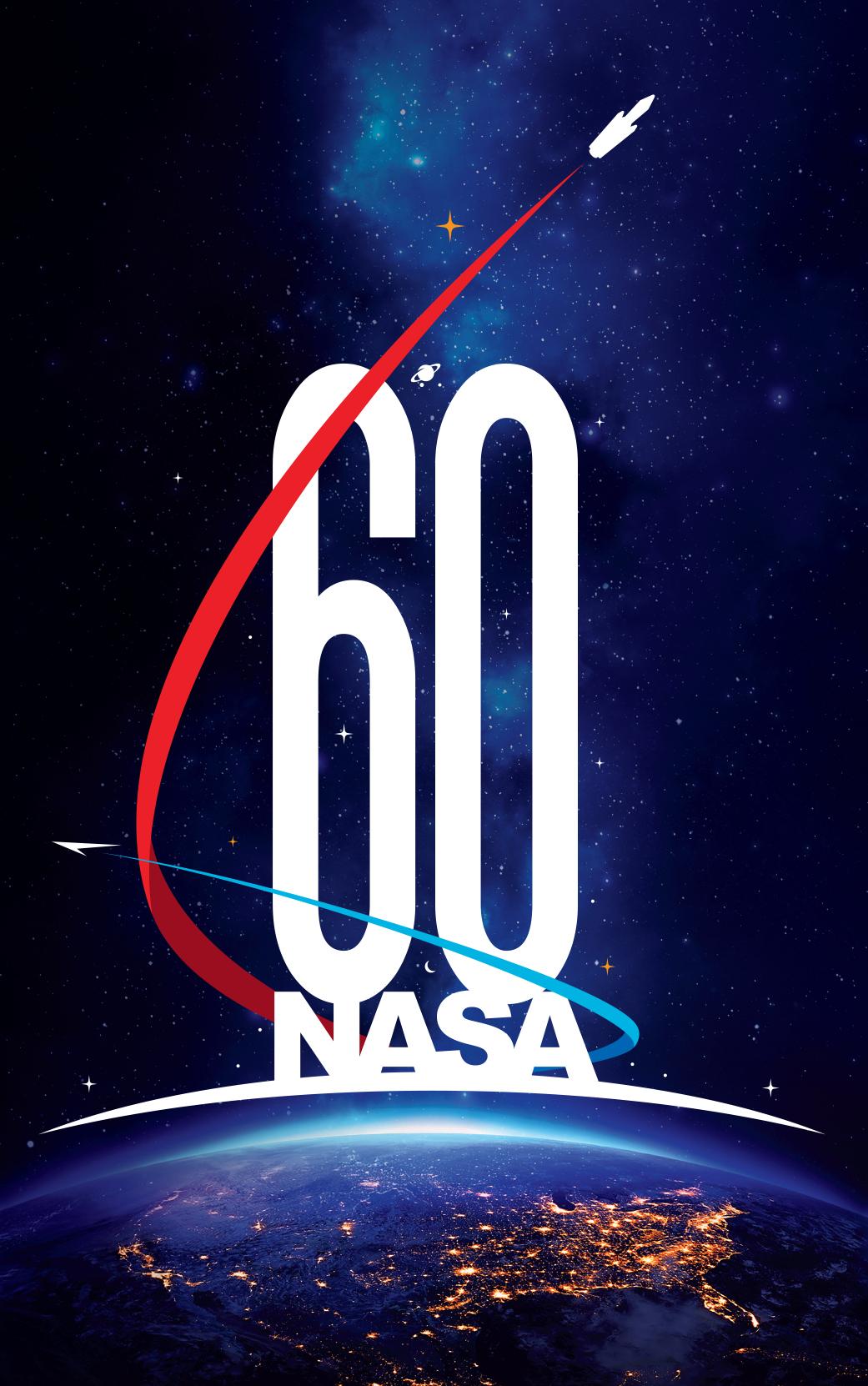 nasa_60th_logo